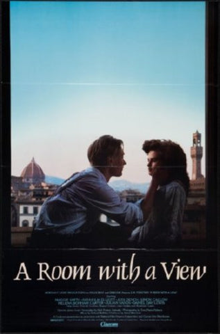 Room With A View Movie Poster 24inx36in (61cm x 91cm) - Fame Collectibles