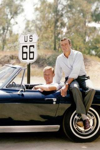 Route 66 Poster 24Inx36In Poster 24x36 - Fame Collectibles