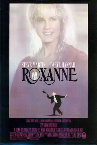 Roxanne Movie poster 24inx36in Poster 24x36 - Fame Collectibles