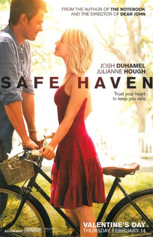 Safe Haven Movie Poster 24inx36in Poster 24x36 - Fame Collectibles