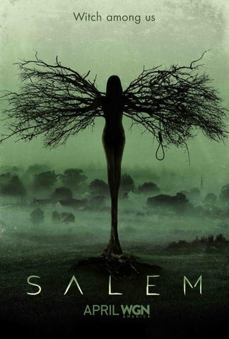 Salem Movie Poster 24Inx36In Poster 24x36 - Fame Collectibles