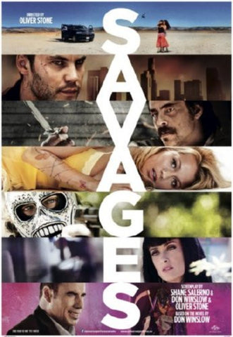 Savages Movie Poster 24inx36in (61cm x 91cm) - Fame Collectibles
