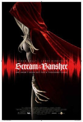 Scream Of Banshee Movie Poster 24inx36in (61cm x 91cm) - Fame Collectibles