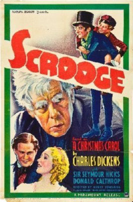 Scrooge Poster 24inx36in - Fame Collectibles