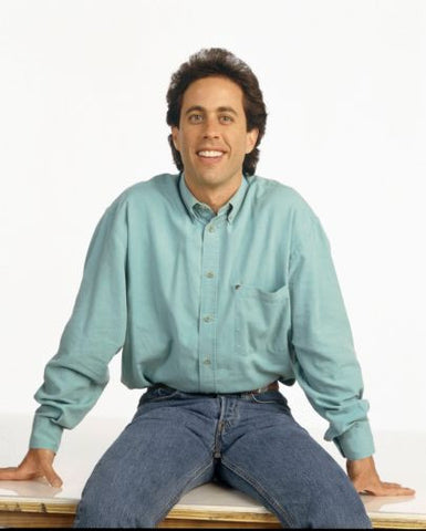 Seinfeld Jerry Seinfeld poster 24inx36in Poster 24x36 - Fame Collectibles