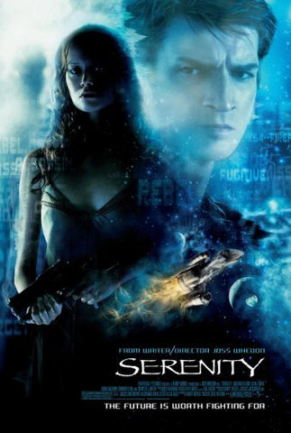 Serenity Movie Poster 24inx36in Poster 24x36 - Fame Collectibles