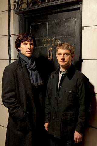 Sherlock Poster 24Inx36In Poster 24x36 - Fame Collectibles