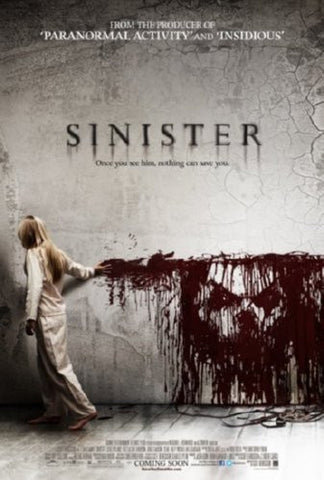 Sinister Movie Poster 24inx36in (61cm x 91cm) - Fame Collectibles