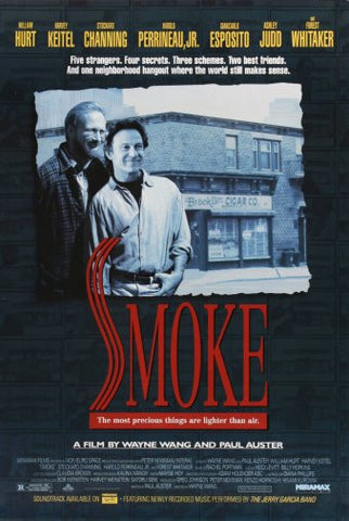 Smoke Movie Poster 24inx36in Poster 24x36 - Fame Collectibles