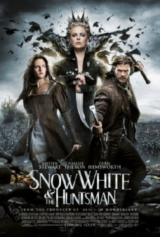 Snow White And The Huntsman Movie Poster 24inx36in (61cm x 91cm) - Fame Collectibles