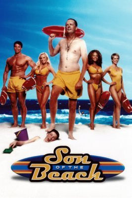 Son Of The Beach Movie Poster 24inx36in (61cm x 91cm) - Fame Collectibles