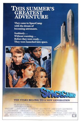 Spacecamp Movie poster 24inx36in Poster 24x36 - Fame Collectibles