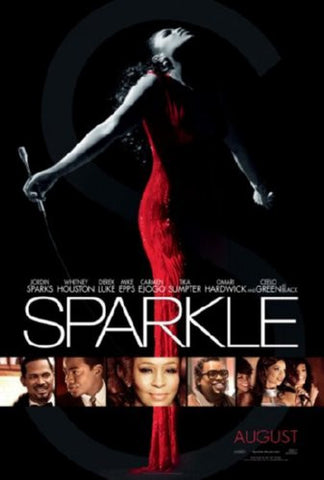 Sparkle Movie Poster 24inx36in (61cm x 91cm) - Fame Collectibles