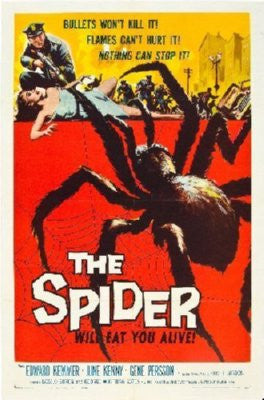 Spider Poster 24inx36in - Fame Collectibles