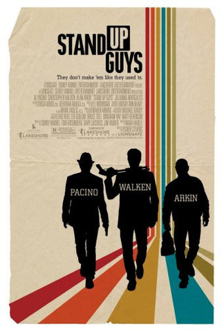 Standup Guys Movie Poster 24inx36in Poster 24x36 - Fame Collectibles