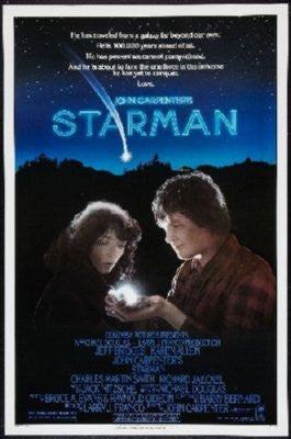 Starman Poster 24inx36in - Fame Collectibles