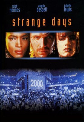 Strange Days Movie Poster 24inx36in (61cm x 91cm) - Fame Collectibles