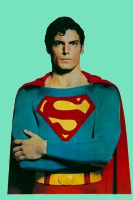 Superman Poster 24inx36in (61cm x 91cm) - Fame Collectibles