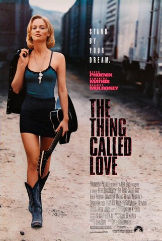Thing Called Love Movie Poster 24Inx36In Poster 24x36 - Fame Collectibles