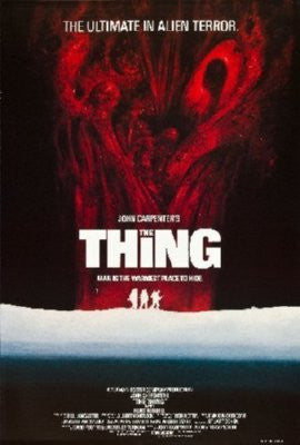 Thing Poster 24inx36in - Fame Collectibles
