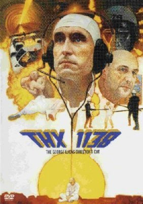 Thx 1138 Poster 24inx36in - Fame Collectibles