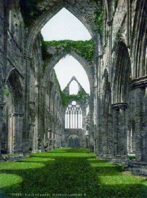Tintern Abbey Poster 24inx36in - Fame Collectibles