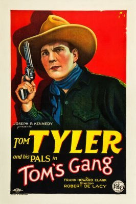 Toms Gang Movie Poster 24inx36in (61cm x 91cm) - Fame Collectibles