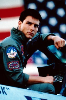 Top Gun Movie Poster 24inx36in (61cm x 91cm) - Fame Collectibles