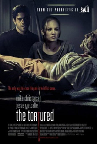 The Tortured Movie Poster 24inx36in (61cm x 91cm) - Fame Collectibles