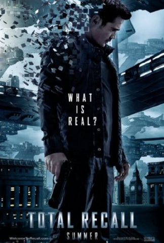 Total Recall 2012 Movie Poster 24inx36in (61cm x 91cm) - Fame Collectibles