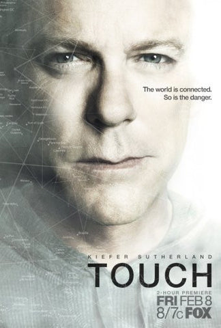 Touch Movie Poster 24inx36in Poster 24x36 - Fame Collectibles
