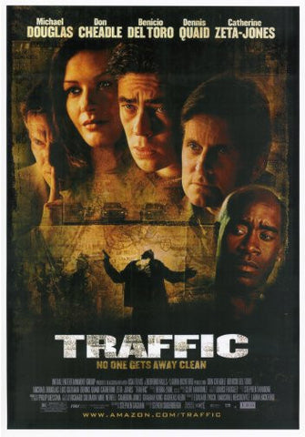 Traffic Movie Poster 24inx36in Poster 24x36 - Fame Collectibles