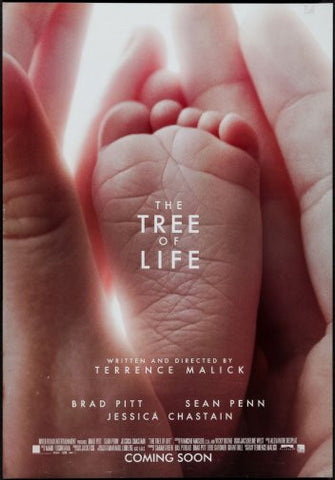 Tree Of Life Movie Poster 24inx36in Poster 24x36 - Fame Collectibles