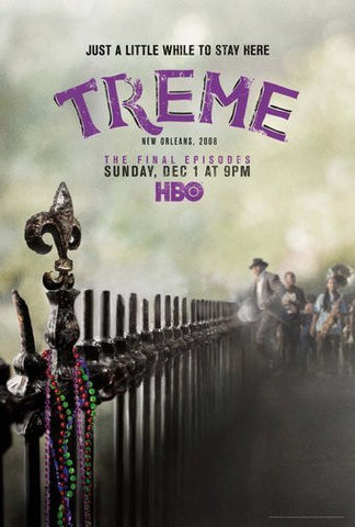 Treme Poster 24Inx36In Poster 24x36 - Fame Collectibles