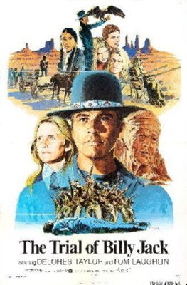 Trial Of Billy Jack Poster 24inx36in - Fame Collectibles
