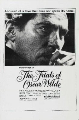 Trials Of Oscar Wilde Poster 24inx36in - Fame Collectibles
