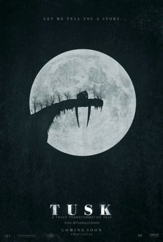 Tusk Movie poster 24inx36in Poster 24x36 - Fame Collectibles