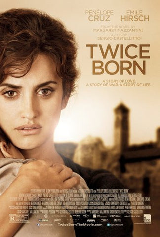 Twice Born Movie Poster 24Inx36In Poster 24x36 - Fame Collectibles