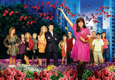 Ugly Betty Poster 24inx36in Poster 24x36 - Fame Collectibles