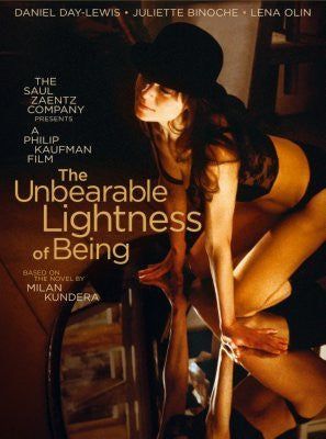 Unbearable Lightness Of Being Movie Poster 24inx36in (61cm x 91cm) - Fame Collectibles