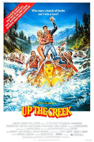 Up The Creek Movie Poster 24inx36in Poster 24x36 - Fame Collectibles