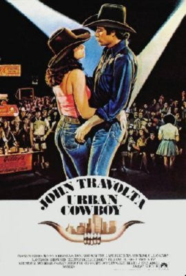 Urban Cowboy Poster 24inx36in - Fame Collectibles