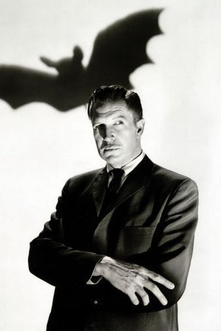 Vincent Price poster 24inx36in Poster 24x36 - Fame Collectibles