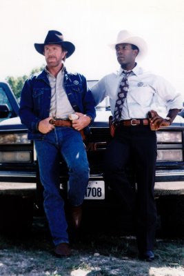 Walker Texas Ranger Poster 24inx36in (61cm x 91cm) - Fame Collectibles