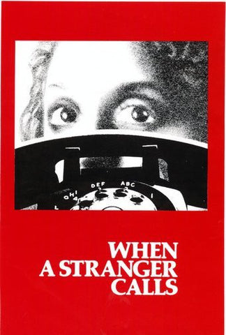When A Stranger Calls Movie Poster 24Inx36In Poster 24x36 - Fame Collectibles