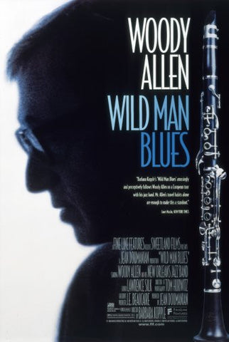 Wildman Blues Movie Poster 24inx36in Poster 24x36 - Fame Collectibles