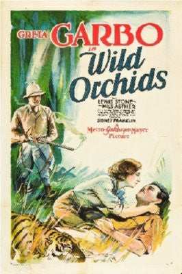 Wild Orchids Poster 24inx36in - Fame Collectibles