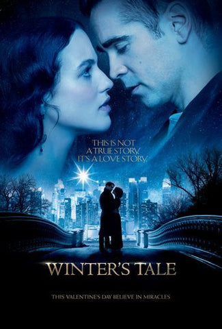 Winters Tale Movie Poster 24Inx36In Poster 24x36 - Fame Collectibles