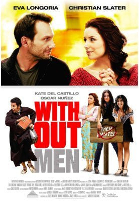 Without Men Movie Poster 24inx36in (61cm x 91cm) - Fame Collectibles