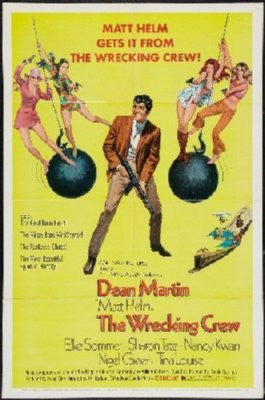 Wrecking Crew Poster 24inx36in - Fame Collectibles
